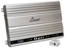 Optidrive 1300 Watt Mono Block Digital Competition Class Amplifier OPTI1400D