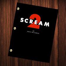 Scream 2 Movie Script Reprint Full Screenplay Full Script