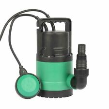 KINGFISHER ELECTRIC SUBMERSIBLE DIRTY WATER GARDEN PUMP TANK POND FLOOD
