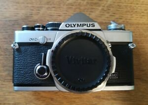 Olympus Om2n *New Light Seals* Vintage 35mm SLR Body