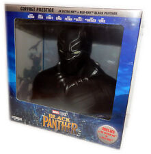 Black Panther [4K UHD+Blu-Ray] (Marvel) limited Edition Büste, Deutsch(er) Ton