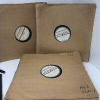 """40 AFRS Armed Forces Radio Service 16"""" records Classical Music"""