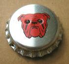 Rare RED DOG Miller BEER Pinback Flashing Bottle Cap Lighted Pin 90's REDDOG bul