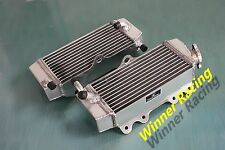 Fit YAMAHA YZ250F 2001-2005 / WR250F 2001-2006 Aluminum radiator Right+Left