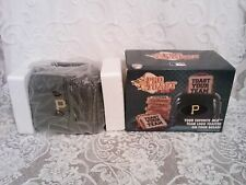 Pittsburgh Pirates Pro Toast Elite Toaster Genuine MLB Merchandise NIB !