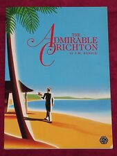 THE ADMIRABLE CRICHTON J M BARRIE IAN MCSHANE 1997 THEATRE PROGRAMME & TICKETS