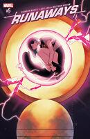 Runaways #5 Marvel Comics Cover A 1st print MCU