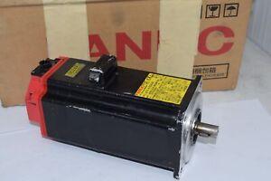 Fanuc A06B-0216-B500 - AC SERVO MDL AiS4/5000HV, ST, KEY, 24v BRK, a1000 A06B-02