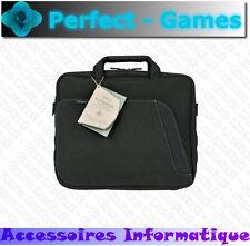 "Sacoche ordinateur portable 15.6"" Targus EcoSpruce noir toploading case black"