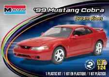 Revell Monogram 1/25 '99 Mustang SVT Cobra Plastic Model Kit 85-4014