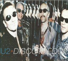 U2 Discotheque 1997 CD single