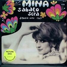Mina - sabato sera LP lim.ed of 500 copies pict.disc