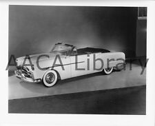 1951 Packard 200 Deluxe Convertible Coupe, Factory Photo (Ref. #62048)
