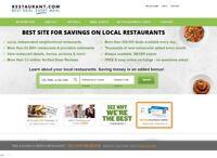 $100 Restaurant.com Restaurant Gift Certificate Voucher