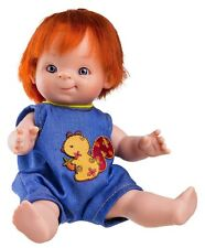 Paola Reina Baby Puppe Fede Paolito 20 cm rotes Haar