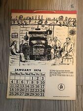 Scarce BLACK COUNTRY SOCIETY 1976 Calendar