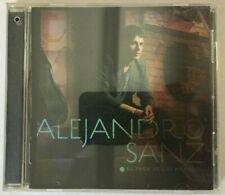 ALEJANDRO SANZ -EL TREN DE LOS MOMENTO- 2006  MEXICAN CD LATIN POP
