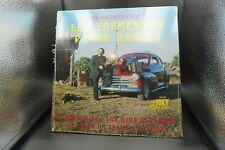 LATIN RANCHERAS 1980 LOS TREMENDOS PAVOS REALES ESTEREO VINYL LP BY DISCOS JOEY