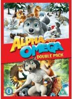 Alpha and Omega 1 and 2 [DVD][Region 2]