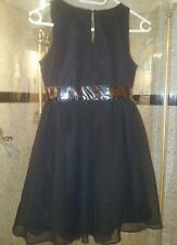 Kleid Sommerkleid Cocktailkleid Abendkleid MELROS Gr.36