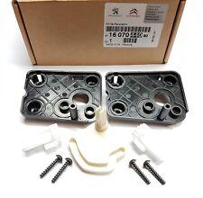 Original Citroen C4 Peugeot 307 Calentador Solapa Kit de reparación de control climático 1607044080
