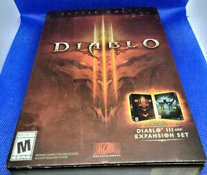 Diablo III 3 Battle Chest (Windows-Mac)
