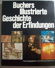 altes Fachbuch Buchers illustrierte Geschichte der Erfindungen Erfindungen Techn