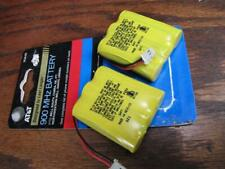 (2) AT&T 900 MHz Cordless Phone Battery pair # 90848