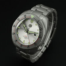 San Martin Men Stainlss Steel Watch Automatic Diving Watch 20ATM ST2130 Movement