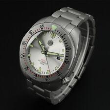 San Martin Men Stainlss Steel Watch Automatic Diving Watch 20ATM ST2130 Movement