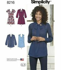 SIMPLICITY Sewing Patterns~8216 Misses Women Ladies Dress+Tunic 14-16-18-20-22