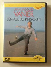 RARE DVD JEAN JACQUES VANIER L'ENVOL DU PINGOUIN