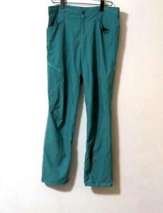 Patagonia Pants Women RPS Rock Technical Blue 12 NWT