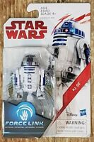 "Star Wars THE LAST JEDI R2-D2 DROID 4"" Action Figure Toy R2D2 NEW MOC LOOK!!!!"