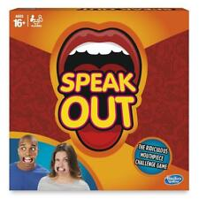 Hasbro Speak Out Speakout Party Game Mouth Piece Guard