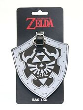 The Legend of Zelda Hyrulian Shield Bag Tag - Luggage Suitcase ID Tag Nintendo