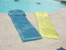 Smooff Sleeping Camping Bag Bed Air Mattress Ocean Pool Yoga Beach lounge chair