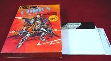 C64: Strike Force Cobra - The Ultimate Fighting Machine - Macmillan 1986