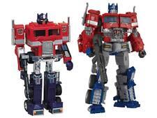 Transformers 35th Anniversary G1 Convoy and Studio Series Optimus Prime Set of 2