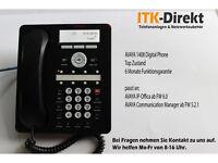 AVAYA 1408 Digital Phone 700469851 Refurbished  + Rechnung