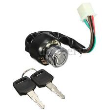For Off Road Car Motorcycle ATV Vehicle Universal 6 Wire Ignition Switch + Keys