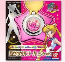 Sailor Moon Premium Starry Sky Music Box Pink ver Japan NEW