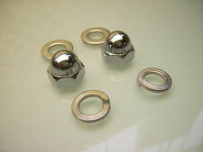 SR 500 XS 400 XS 650 XS 750 1100 DADO CROMO m10x1.25 Head Crown Nut Chrome