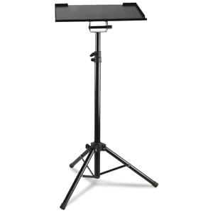 Portable Projector Laptop Stand Table Tripod Height Adjustable Stand 900-1300cm