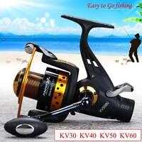 14BB Front and Rear Brake Carp Saltwater Freshwater Fishing Reel Wheel KV Series