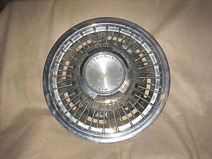 "Vintage 1970 Chevrolet Motor Division14"" Wheel Cover Hubcap Hub Cap VG Condition"
