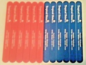 Tropical Shine Nail Files  (choose your grit & quantity) made in USA