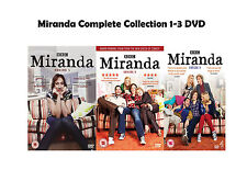 Miranda Hart Complete Collection Series 1 2 - 3 DVD Original UK Releae NEW R2