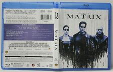 The Matrix (Blu-Ray) Free Shipping Keanu Reeves, Laurence Fishburne, No Digital