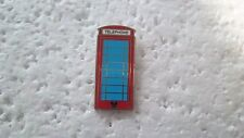 *~* DISNEY WDW UK COLLECTION TELEPHONE BOOTH 2011 HM PIN *~*